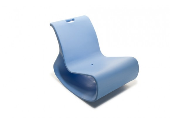 Offi and Co Mod Lounger in Blue
