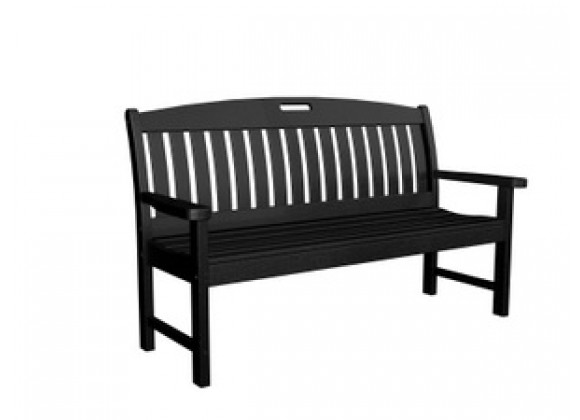 "POLYWOOD¨ Nautical 60"" Bench"