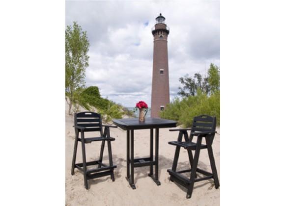 POLYWOOD¨ Nautical Bar Chair