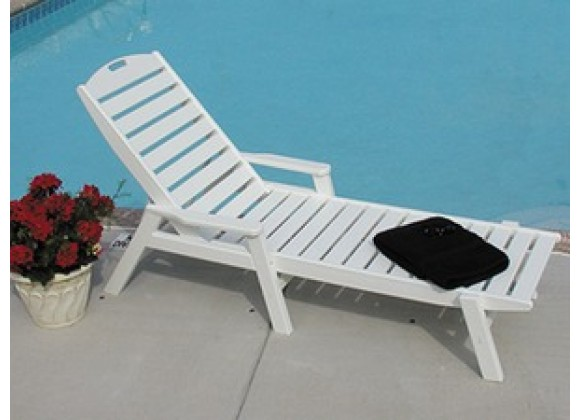 POLYWOOD¨ Nautical Chaise