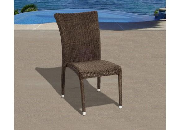 International Home Miami Atlantic Bari Side Chair Set of 4