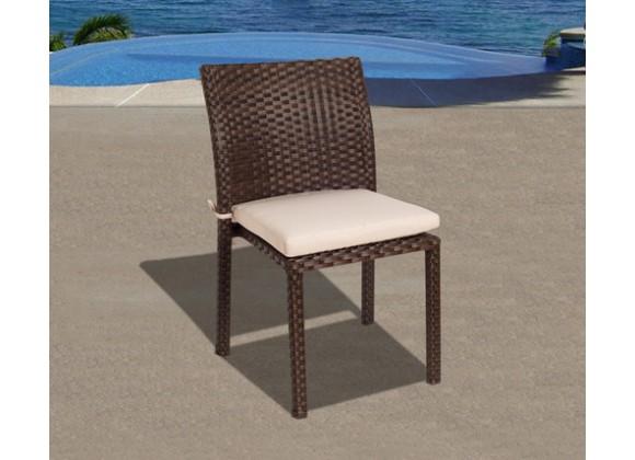 International Home Miami Atlantic Liberty Side Chair Set of 4