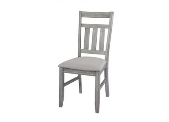 "Powell Turino Dining Side Chair, 18"" Seat Height"