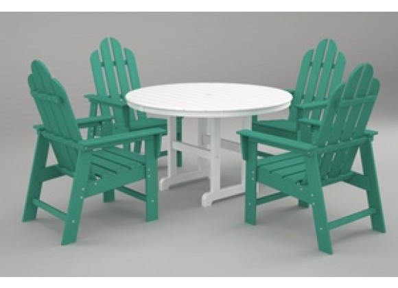 Poly-Wood Long Island 5-Pc. Dining Set in Aruba