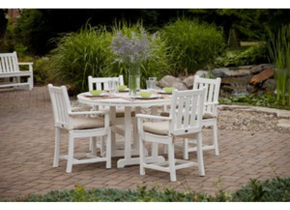 POLYWOOD¨ Traditional Garden 5-Piece Dining Set