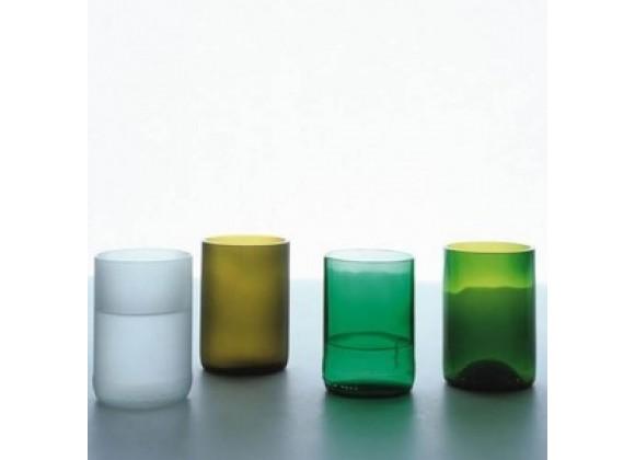 Artecnica Transglass Polished Glass - Set of 4
