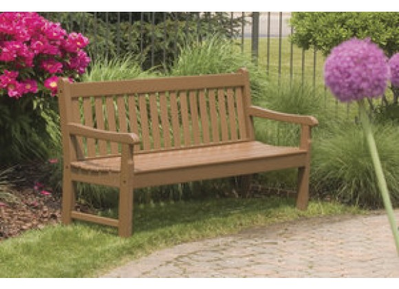 """Poly-Wood Rockford 48"""" Bench"""