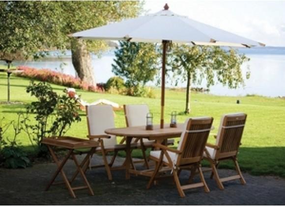 Royal Teak Estate Chair