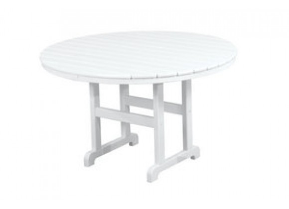 "POLYWOOD¨ Round 48"" Dining Table"