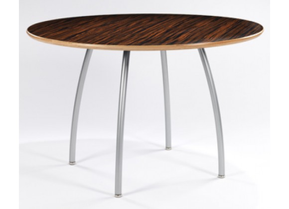 Knifty Round Dining Table