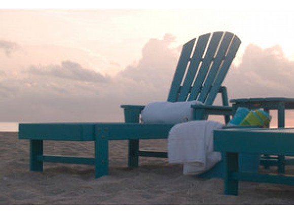 POLYWOOD¨ South Beach Chaise