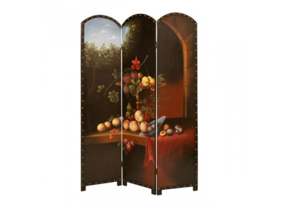 Screen Gems Painted Fruit Potpourri Screen