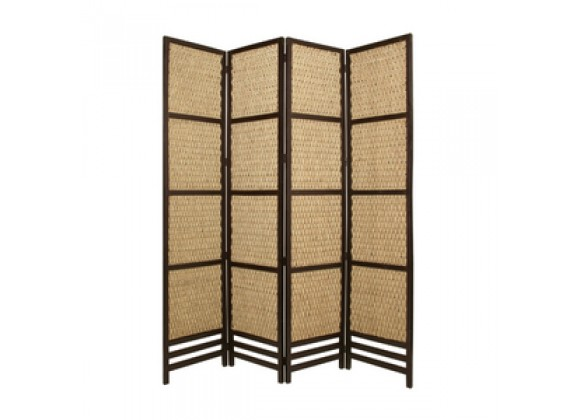 Screen Gems Braided Rope Screen - 4 Panel