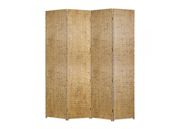Screen Gems Gilded Screen - 4 Panel