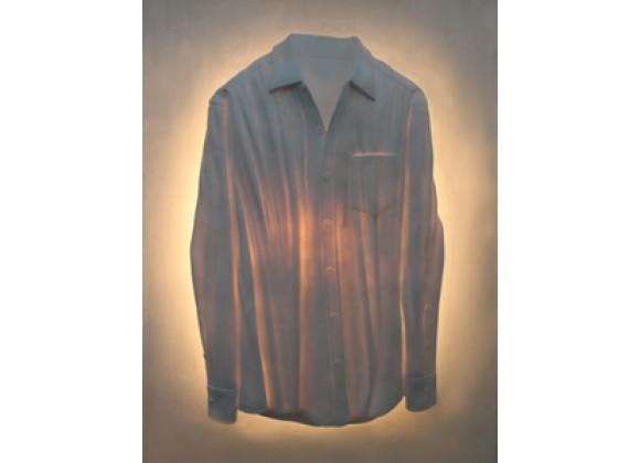 Screen Gems Shirt Wall Decor w/ Light