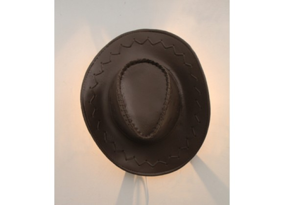 Screen Gems Cowboy Hat w/ Light - Set of 2