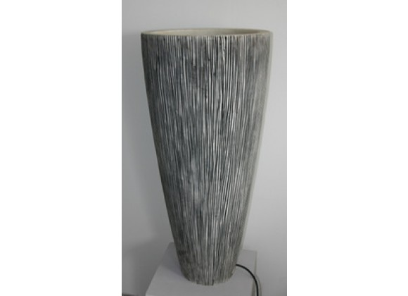 Screen Gems Sandstone Long Conical Planter