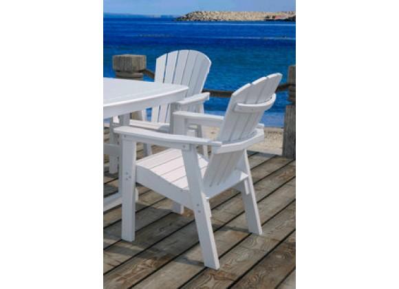 POLYWOOD¨ Seashell Casual Chair