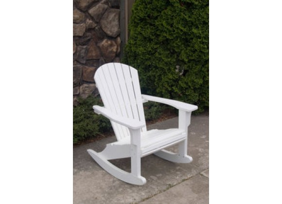 POLYWOOD¨ Seashell Rocker $579.99