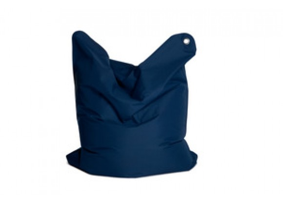 Sitting Bull Bean Bag - Dark Blue