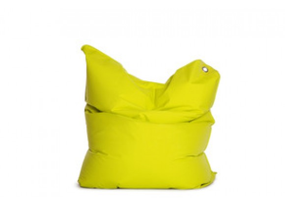 Sitting Bull Bean Bag - Lime Green