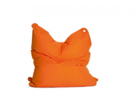 Sitting Bull Bean Bag - Orange