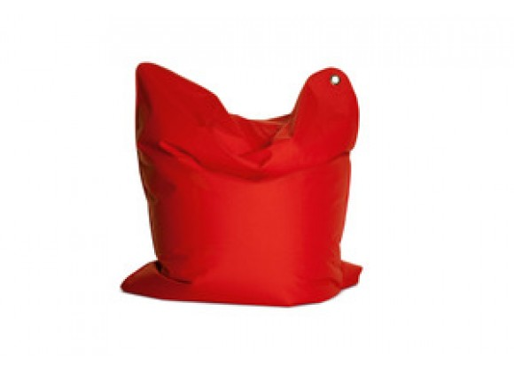 Sitting Bull Bean Bag - Flame Red