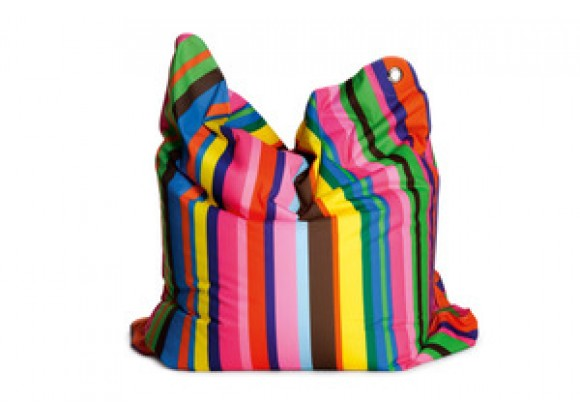 Sitting Bull Fashion Bean Bag - Candy