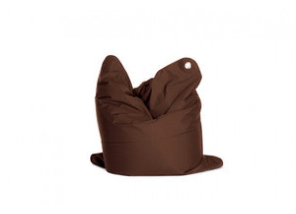 Sitting Bull Medium Bean Bag - Brown