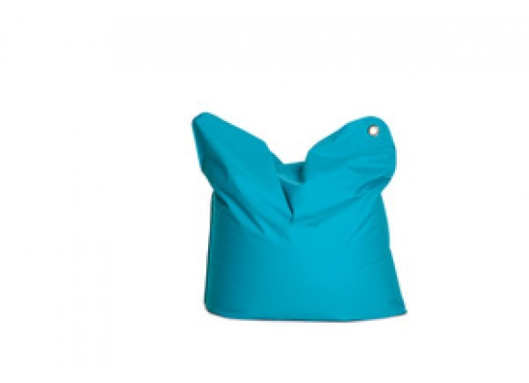 Sitting Bull Medium Bean Bag - Sky Blue