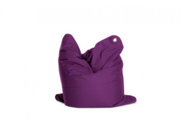 Sitting Bull Medium Bean Bag - Violet