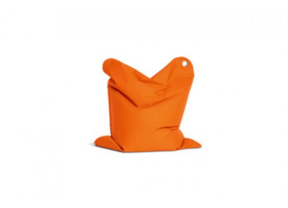 Sitting Bull Mini Bean Bag - Orange