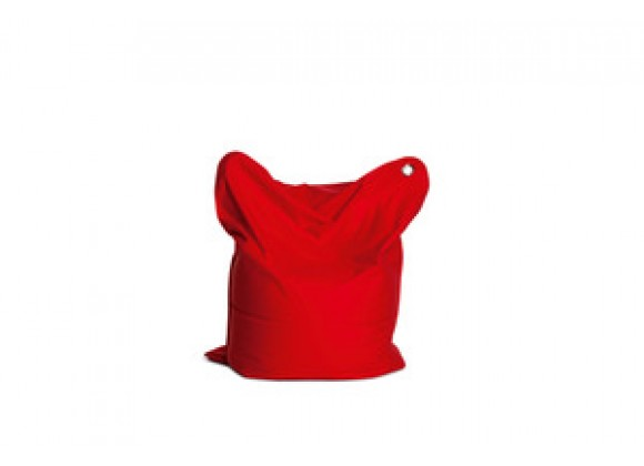 Sitting Bull Mini Bean Bag - Red
