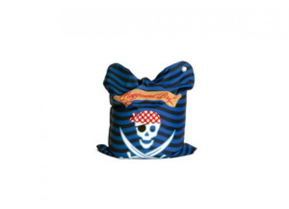 Sitting Bull Mini Fashion Bean Bag - Pirates