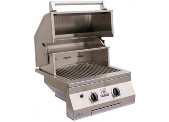 "Solaire 21"" Deluxe InfraVection Built-In Grill"