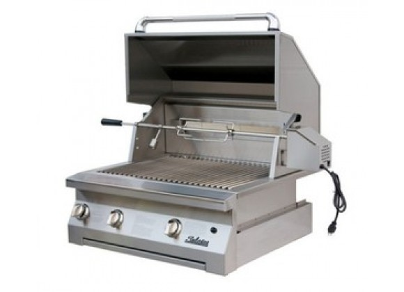 """Solaire 30"""" Infrared Built-In Grill"""