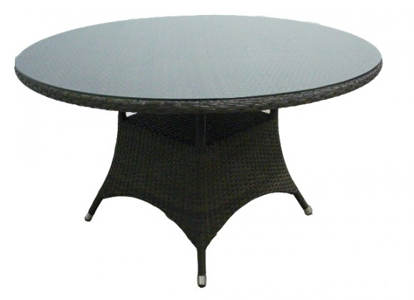 Source Outdoor Circa 52 Inch Round Dining Table