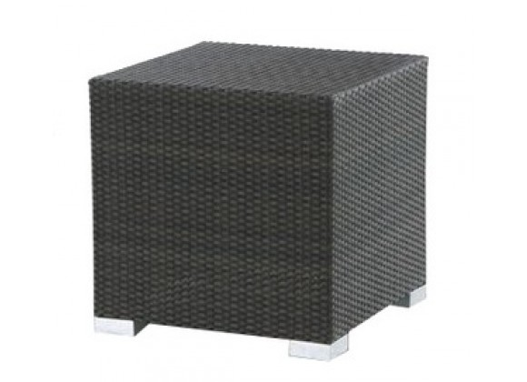 Source Outdoor King Small Cube Side Table
