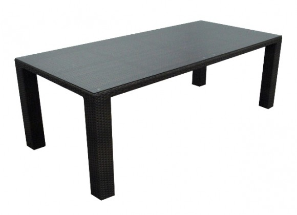 Source Outdoor St. Tropez Six Seat Dining Table
