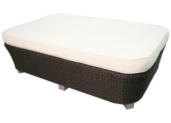 Source Outdoor St. Tropez Large Ottoman