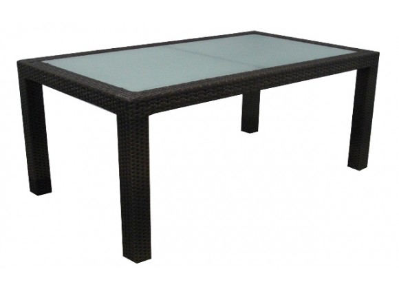 Source Outdoor Zen Six Seat Dining Table