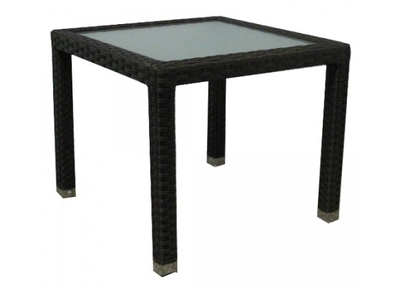 Source Outdoor Zen Square Side Table