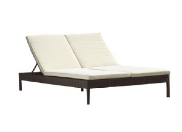 Source Outdoor Manhattan Double Chaise Lounge