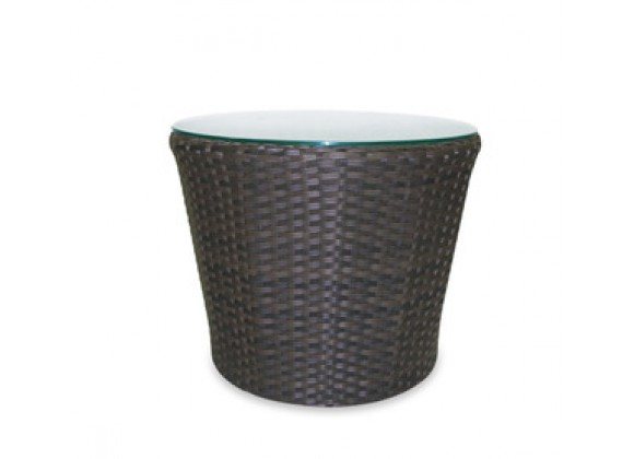Source Outdoor Wave Round Side Table