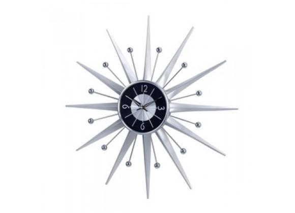 Stilnovo George Nelson Metal Sunray Clock
