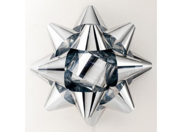 Artecnica Surprise Surprise Light in Silver Reflective Finish