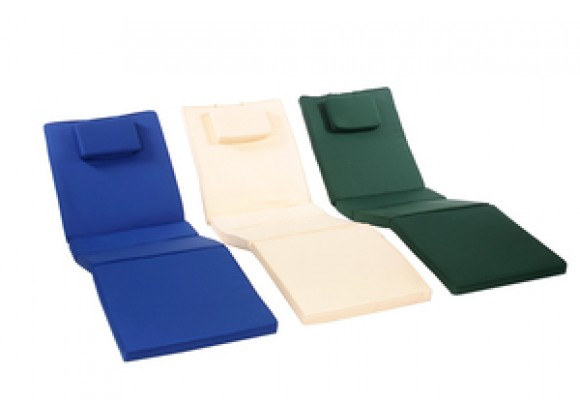 Chaise Lounger Cushion - Color Variations