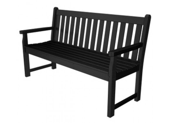 "Poly-Wood Garden 60"" Bench"