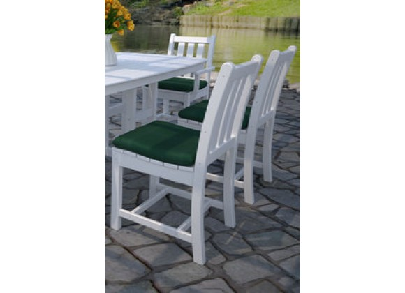 POLYWOOD¨ Traditional Garden Dining Side Chair