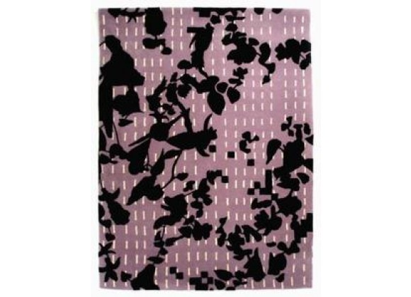 Twinkle Living Shadowlands Lavender Rug (Small)